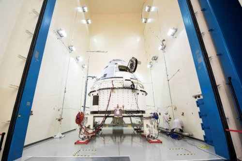 Boeing Starliner astronaut drops out of first crewed test flight