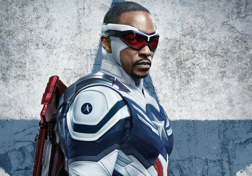 Anthony Mackie just hinted at a mysterious new Marvel movie