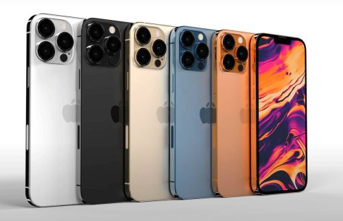 iPhone 13 Pro Max leak points to major camera upgrades