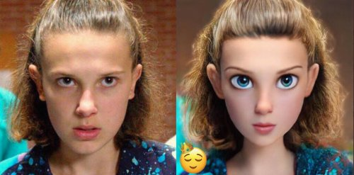 This viral iPhone app turns you into a cartoon, and it's really freaking me out