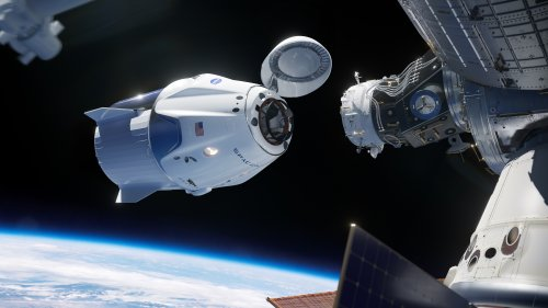 NASA announced what it plans to do next with SpaceX's Crew Dragon spacecraft