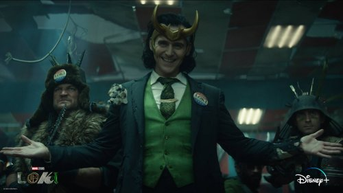Could Loki be responsible for the most amazing scene in 'Endgame'?