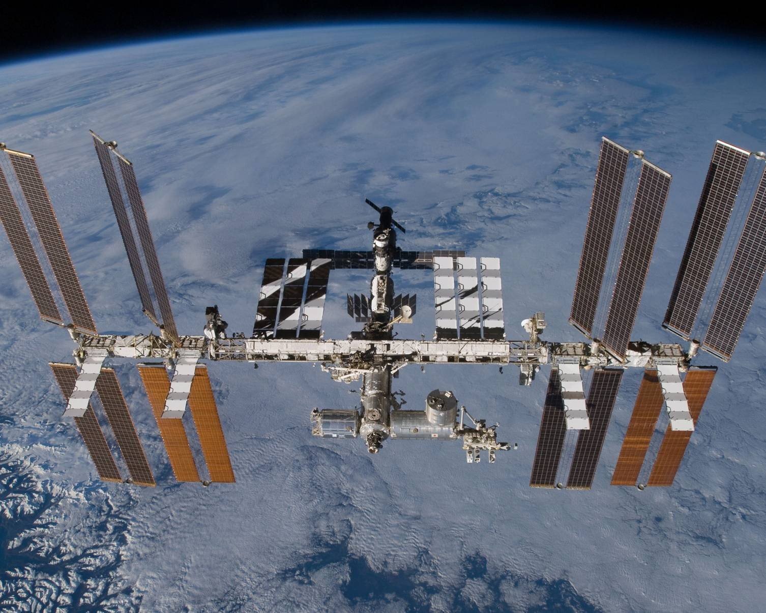 Discover the space station