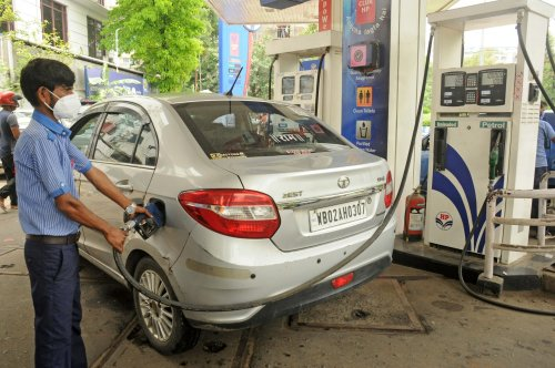OMCs pause petrol, diesel price hike for 2nd consecutive day