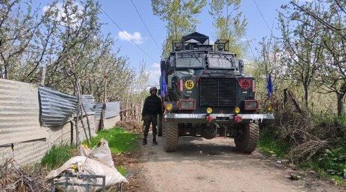 2 terrorists killed in Shopian encounter (Second Lead)