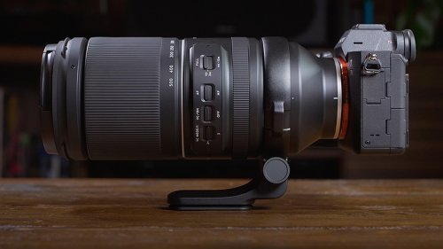 Tamron 150-500mm f/5-6.7 Di III VXD Lens: Hands-on Review