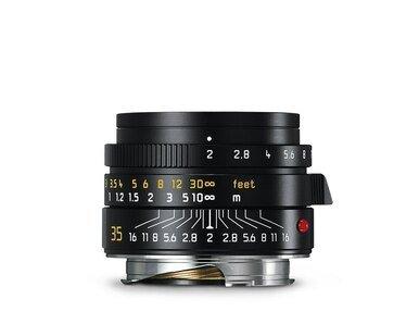 Leica Summicron-M 35mm f/2 ASPH. Black
