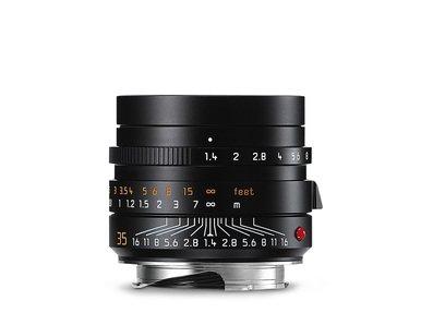 Leica Summilux-M 35mm f/1.4 ASPH. Black