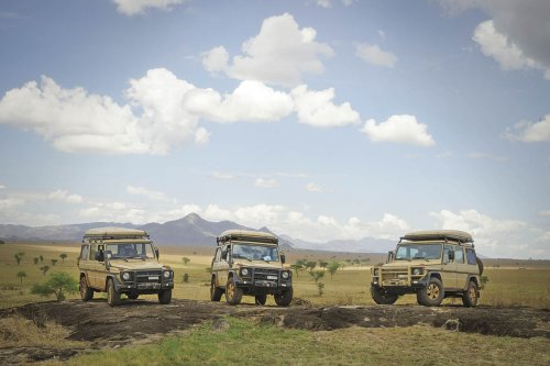 What is Overlanding  :: Overland Journal