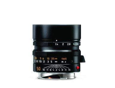 Leica Summilux-M 50mm f/1.4 ASPH. Black