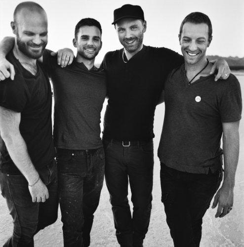 PETA fordern Coldplay auf sich auf Tourvegan zu ernähren