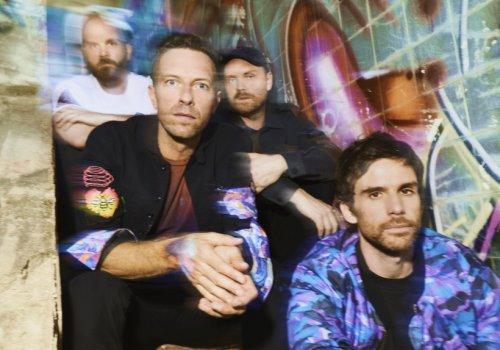 Krasse Klima-Regeln: Coldplay kommen 2022 nach Deutschland