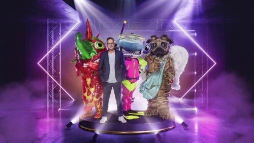 Neue Staffel: Ersten Masken von The Masked Singer 5