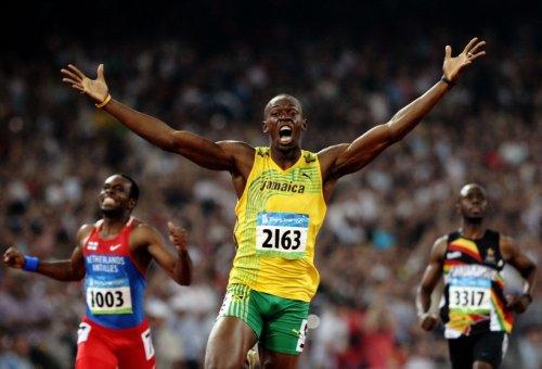 """Usain Bolt: Olympischer Sprinter mit Dancehall-Album """"Country Yutes"""""""