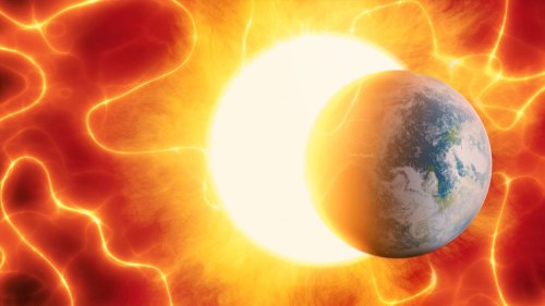 Solar storms could turn Earth into Mars. What's stopping them?
