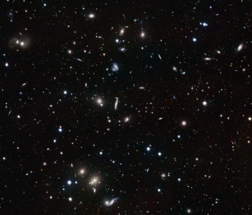 94% of the universe's galaxies are permanently beyond our reach