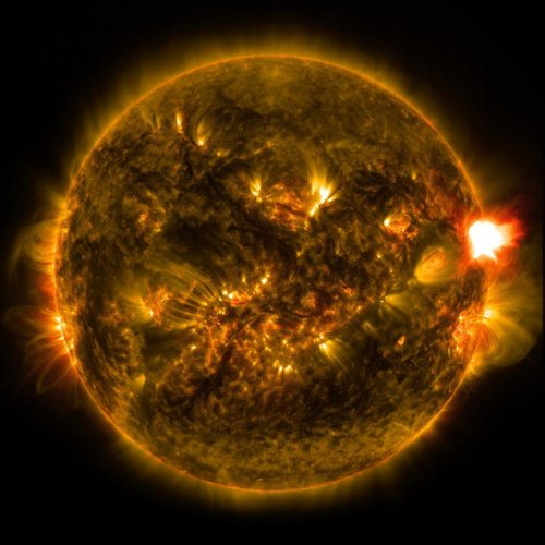 A giant solar flare is inevitable, and humanity is completely unprepared