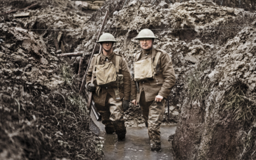 How psychiatric ideas about trauma evolved after World War I