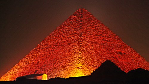 A papyrus reveals how the Great Pyramid was built