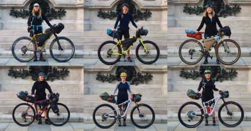 Meet the 21 Riders of the 2021 Women's Torino-Nice Rally - BIKEPACKING.com