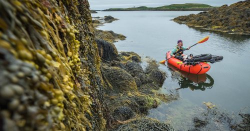 Finding Centre: Bikerafting the Outer Hebrides