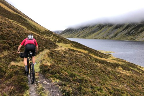 Riding the Cairngorms Loop (video)