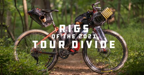 Rigs of the 2021 Tour Divide - BIKEPACKING.com