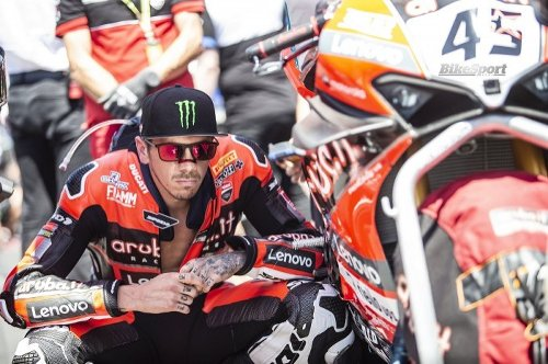 Redding consults Ducati bosses for immediate improvements
