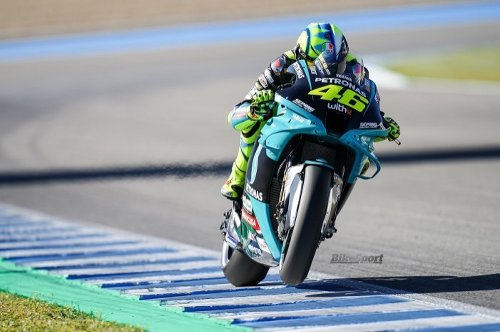 Jerez MotoGP test: Rossi 'much faster' with more Yamaha help