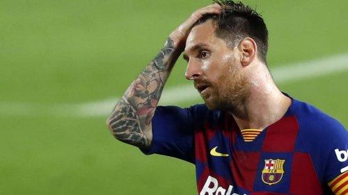 Offiziell! Messi verlässt Barça