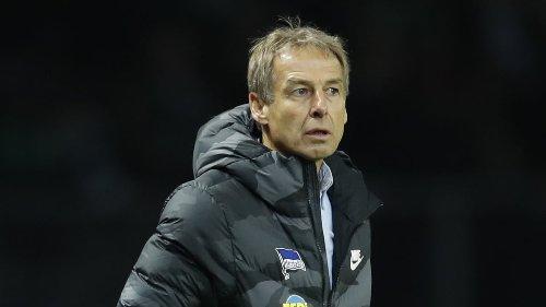 Klinsmann: Hertha-Abstieg wäre...