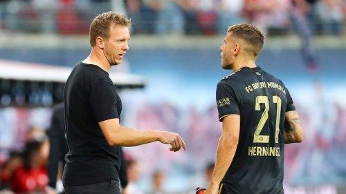 Nagelsmann plant mit Hernandez!