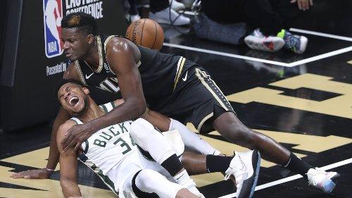 Horror-Szene in der NBA