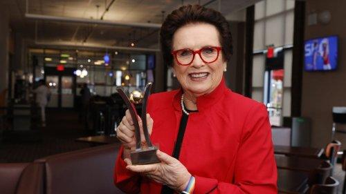 Danke für Dein Lebenswerk, Billie Jean King