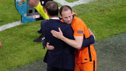 Die Tränen von Blind: Holland-Star überlegte, nicht zu spielen