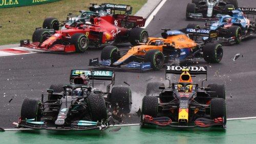 Das irrste Formel-1-Rennen der Saison