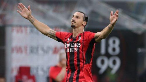 Zlatans erste Frage an seine Milan-Kollegen