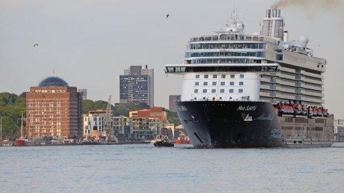 Kreuzfahrtkampf mit Kiel