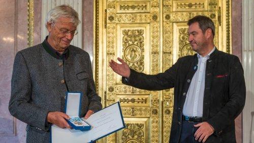 Kabarettist Polt erhält Bayerns höchsten Orden