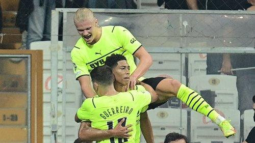 Borussia Dortmund –Sporting Lissabon im Liveticker