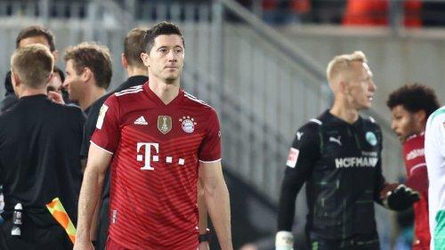 Lewandowski nach Sieg  total frustriert!