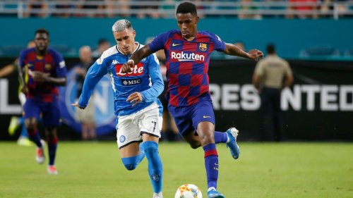 Ex-Talent tritt gegen Barça nach