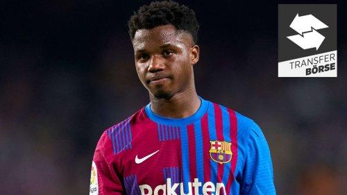 Muss Barça Fati verkaufen? Witsel nur zweite Wahl!
