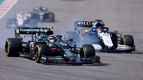 Vettel nach US-Rennen weiter auf Titelkurs
