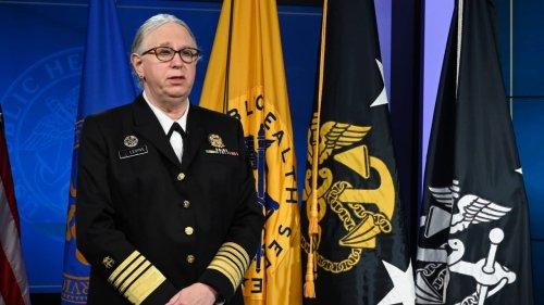 Rachel Levine ist die erste Vier-Sterne-Admiralin des US-Militärs