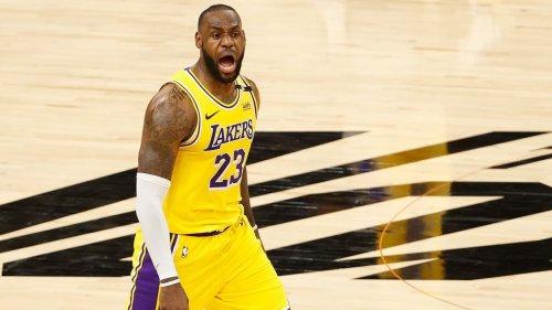 Die neuen Lakers zu alt? LeBron geht auf Kritiker los!