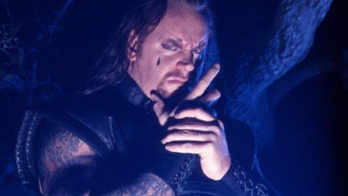 Undertaker feiert Comeback