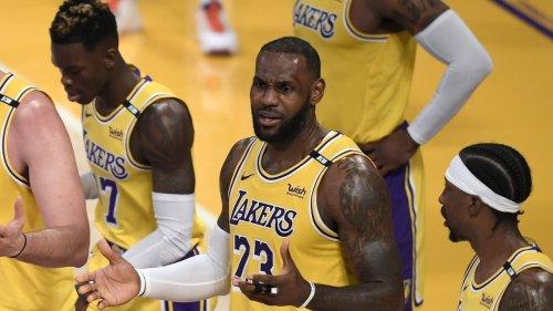 LeBron fliegt aus den Playoffs!