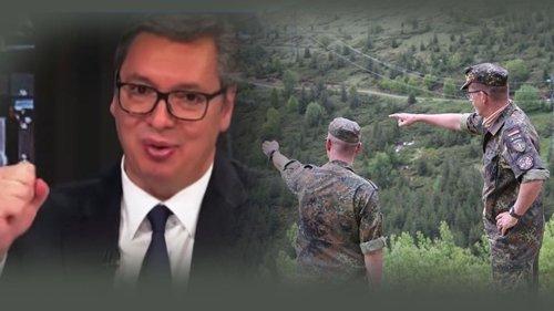 Bundeswehr ist alarmiert