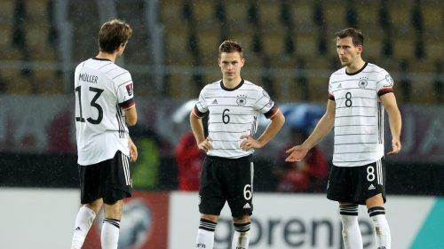 DFB-Elf siegt 4:0, aber ein Star fällt ab...